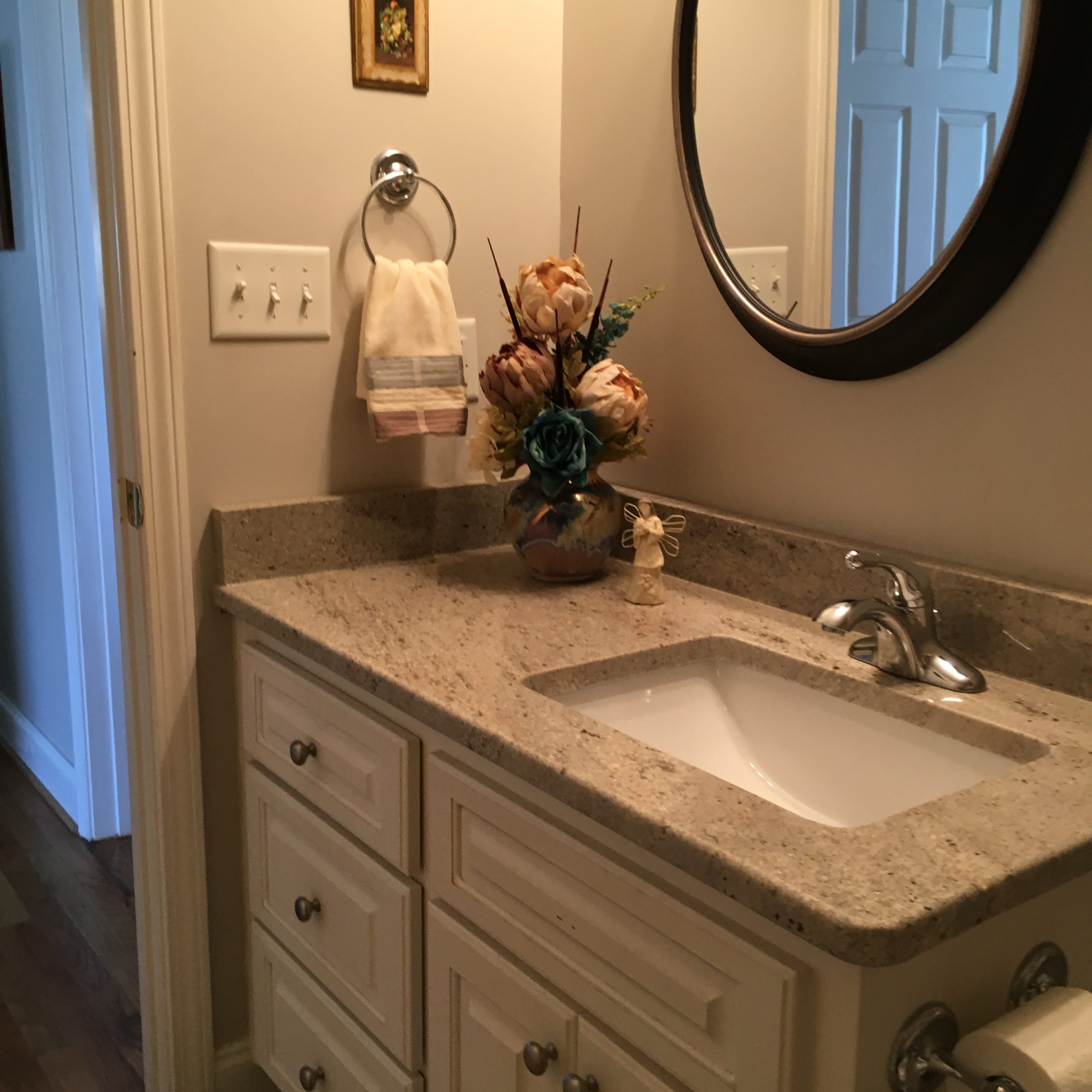 Astoria Granite bathroom vanity top