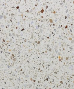 Cobble Stone Quartz countertop slab color sample