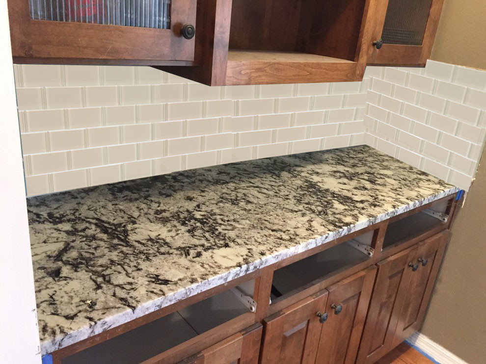 Cold Spring Granite countertop