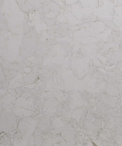 Marbella White Quartz countertop slab color sample