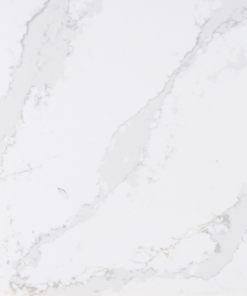 Calacatta Gold Quartz countertop slab color sample