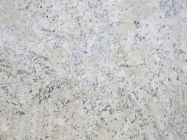 White Galaxy Granite Slab Countertop Slab Color Sample