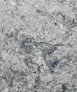 White Ice Granite Slab Countertop Slab Color Sample