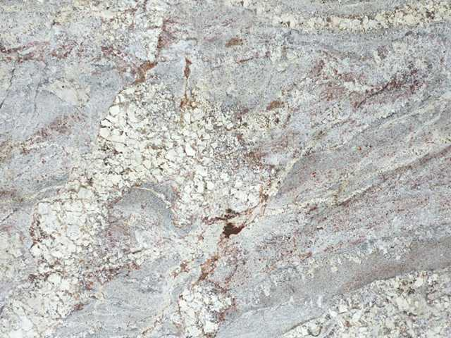 White Springs Granite Slab Countertop Slab Color Sample